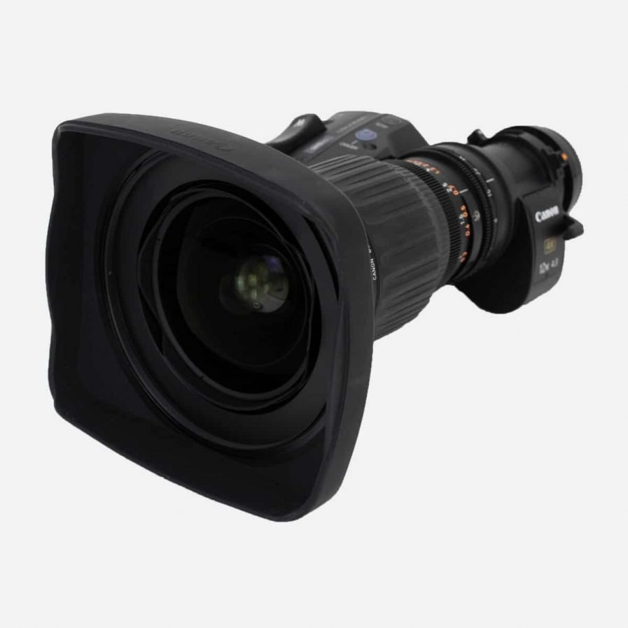 Canon CJ12 ex4.3B IASE 4K lens