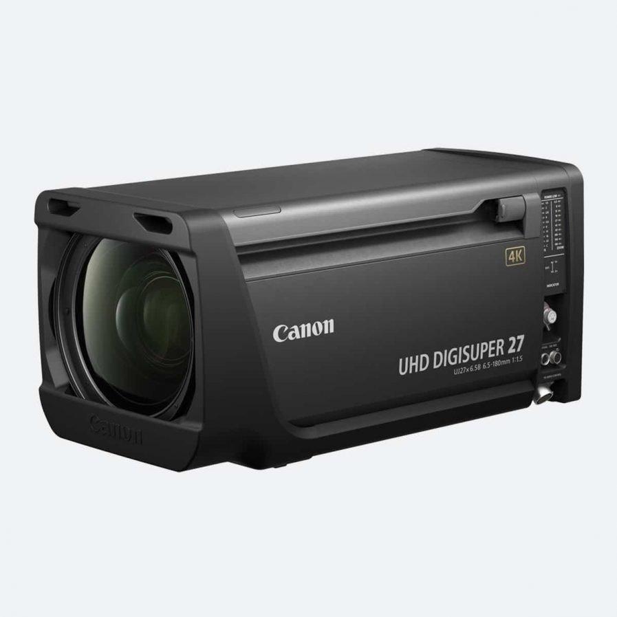 Canon UJ27 UHD DIGISUPER 27 4K lens