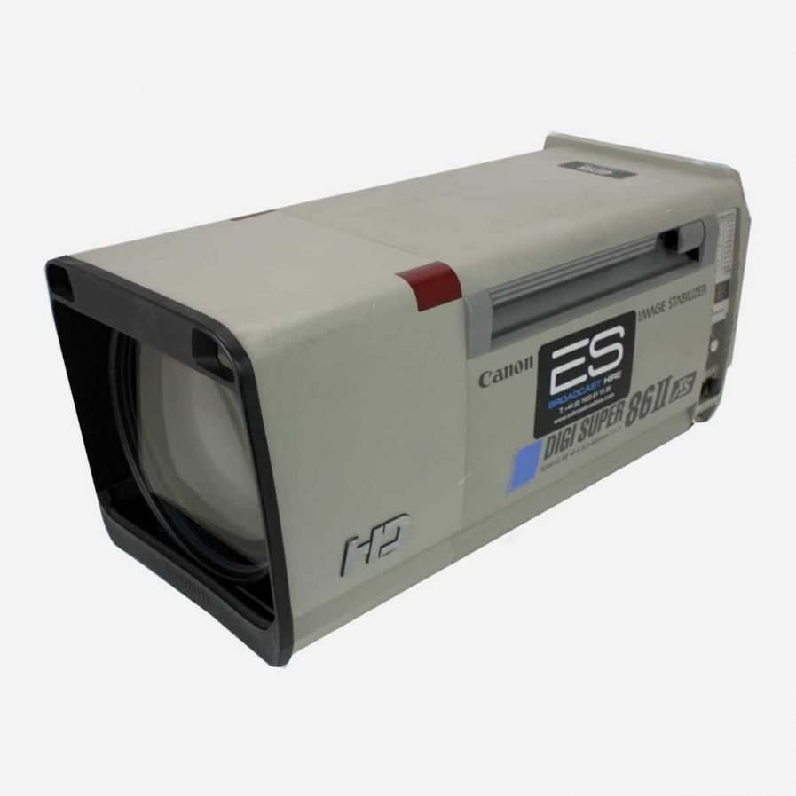 Canon XJ86 x 9.3 DIGISUPER 86 HD Lens