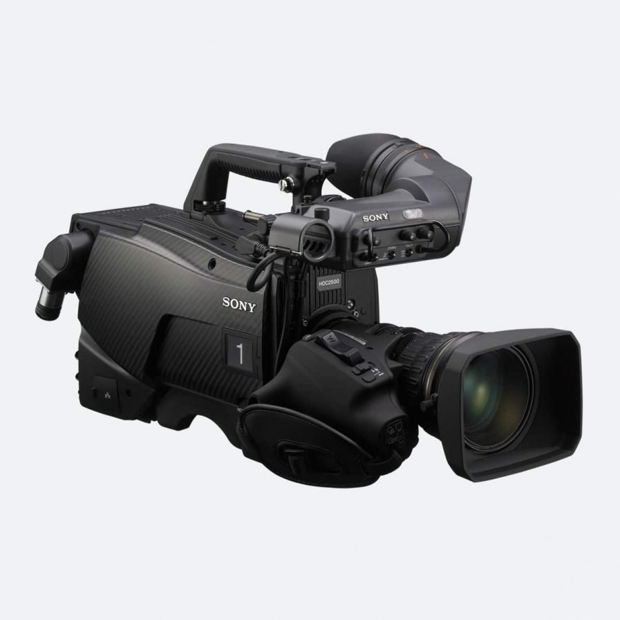 Sony HDC-2500 HD Camera Channel