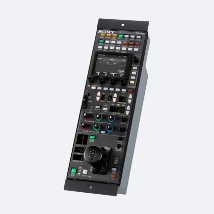 Sony RCP-1500 camera channel remote control panel