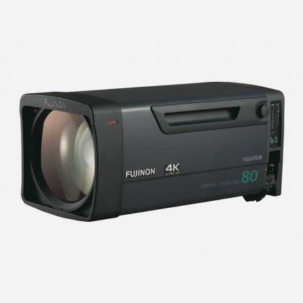 Fujinon UA80x9 BE 4K Lens