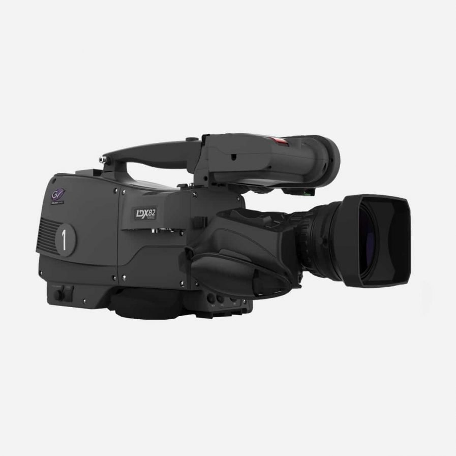 Grass Valley LDX 82 Premiere HD Camera Channel