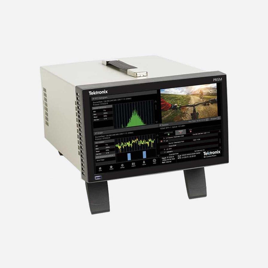 Tektronix PRISM Media Monitoring and Analysis Platform