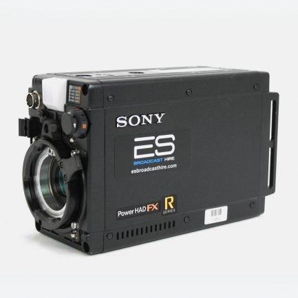 Sony HDC-P1 compact camera