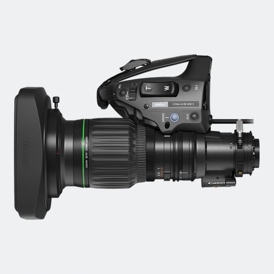 CANON CJ14ex4.3B IASE S 4K LENS 4K Lens