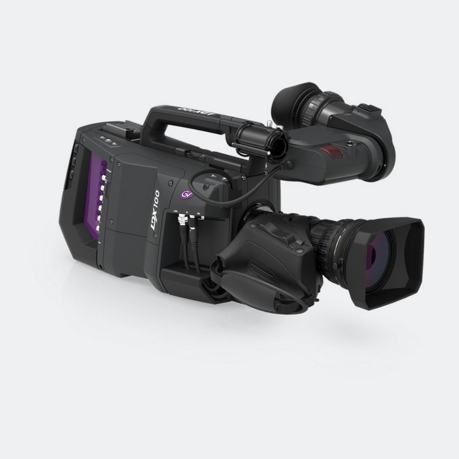 Grass Valley LDX 100 IP UHD Live Production Camera